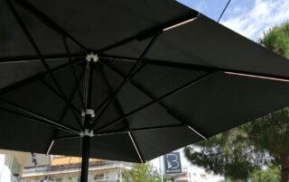 τηλεσκοπική ομπρέλα