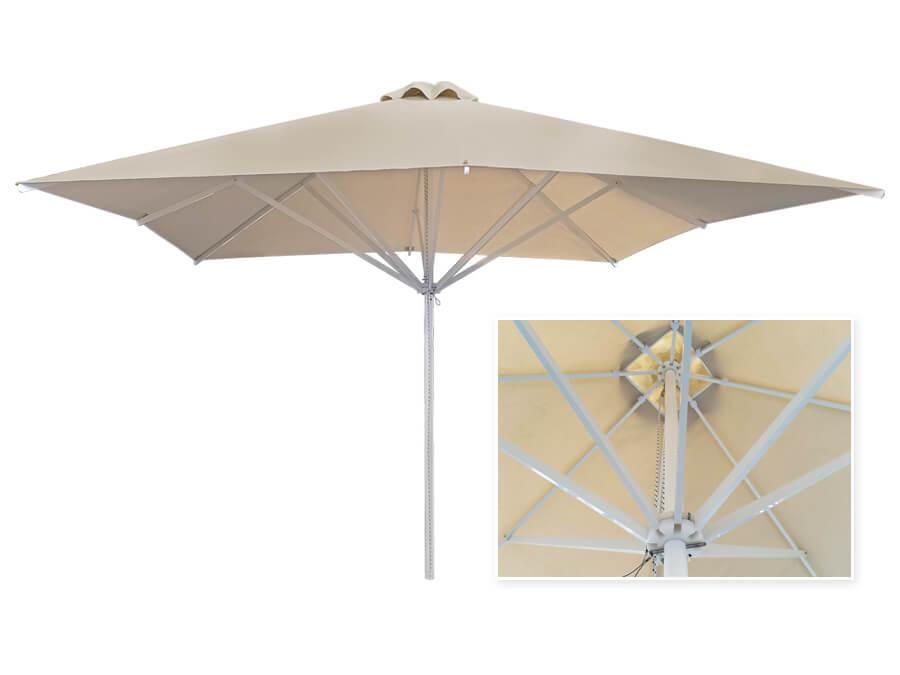 Επαγγελματική ομπρέλα κλασική 3x3